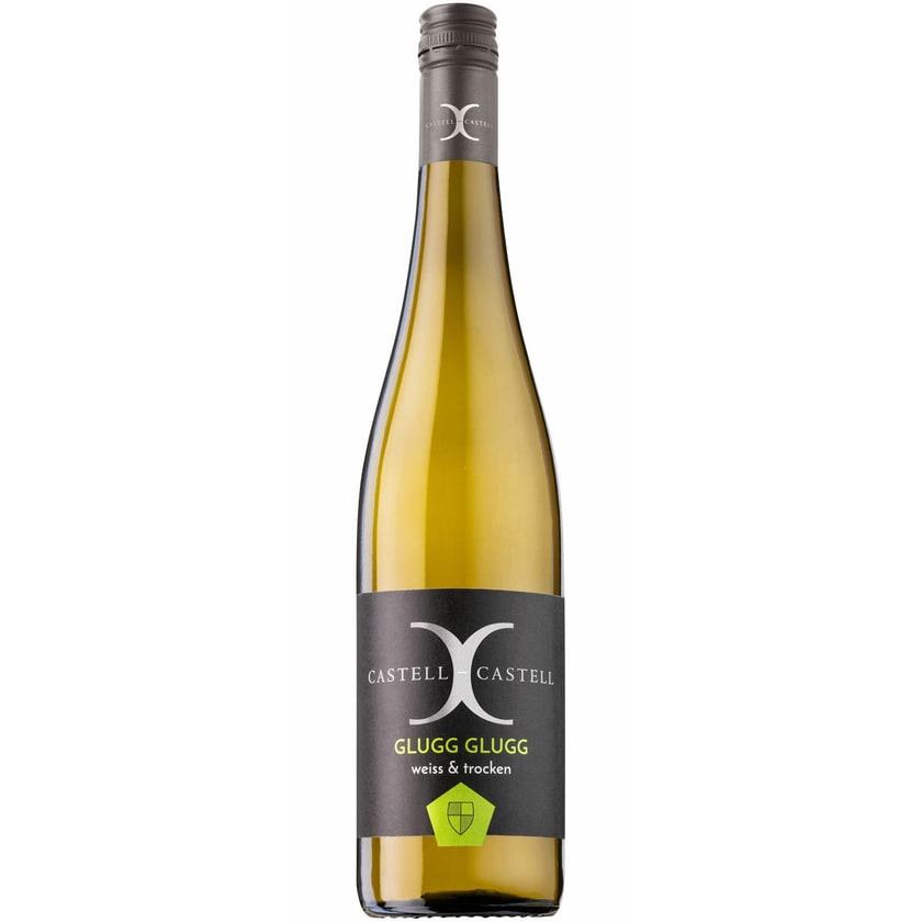 Castell Glugg Glugg weiss & trocken Franken 2019 Wein 1 x 0.75 L