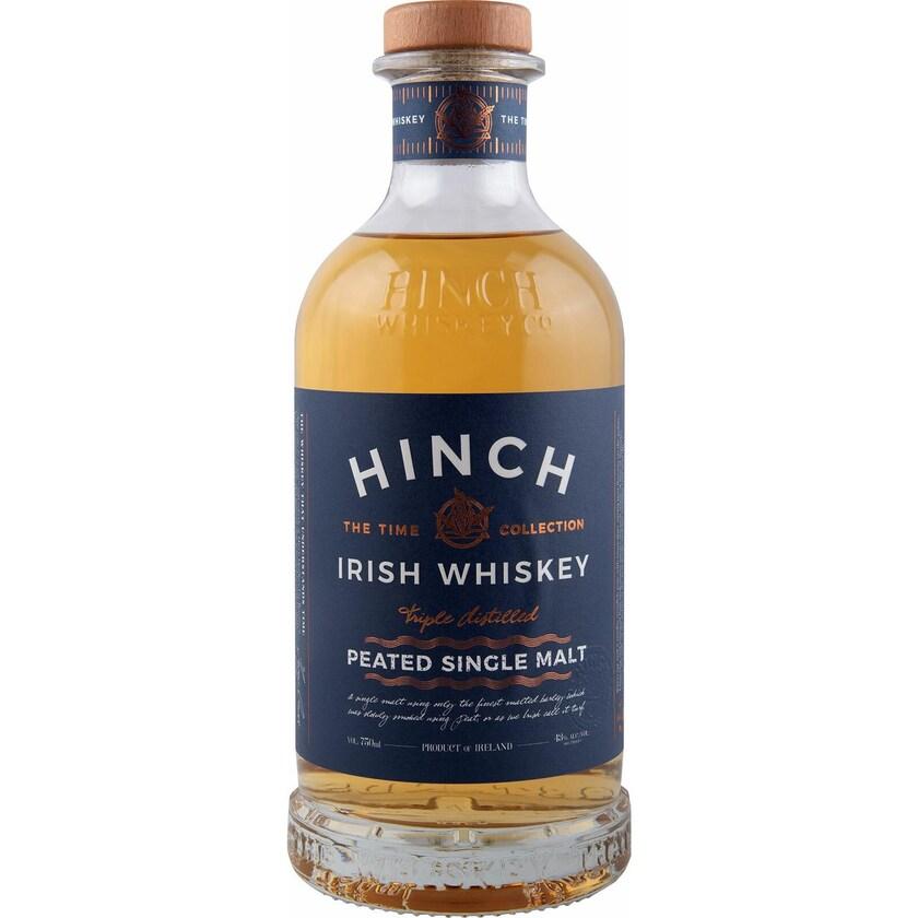 Hinch Peated Single Malt 43%vol Whisky 1 x 0.7 l