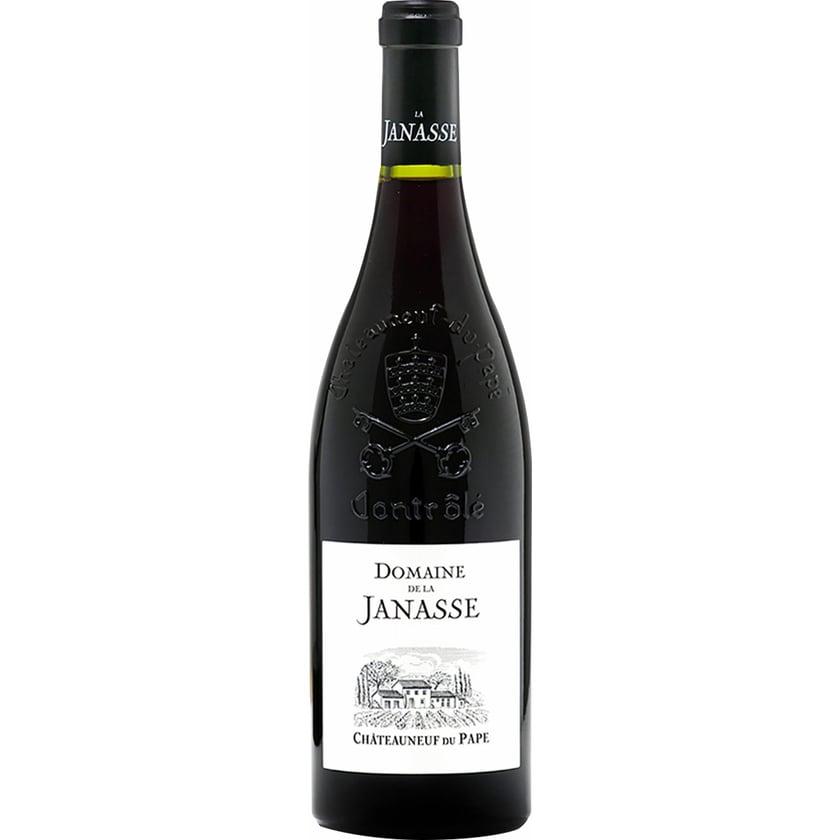 Domaine de la Janasse Châteauneuf du Pape Rouge Rhône 2017 Wein 1 x 0.75 l