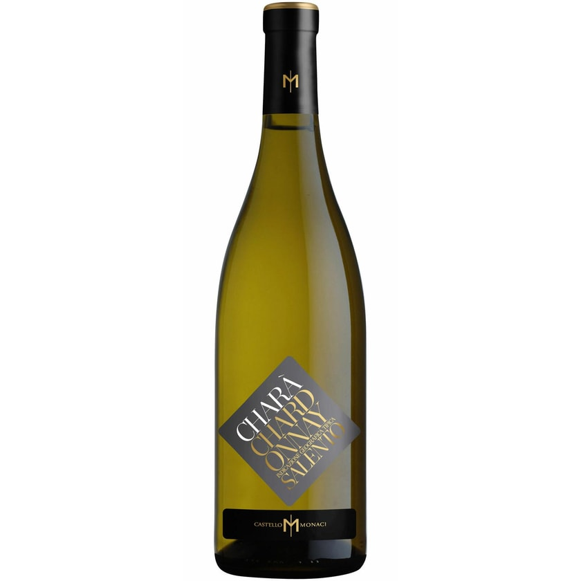 Castello Monaci Charà Chardonnay Salento Apulien 2018 Wein 1 x 0.75 l