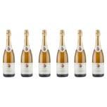 Weingut Freiherr von Gleichenstein Pinot & Chardonnay extra brut Baden 2016 Sekt 6 x 0.75 l
