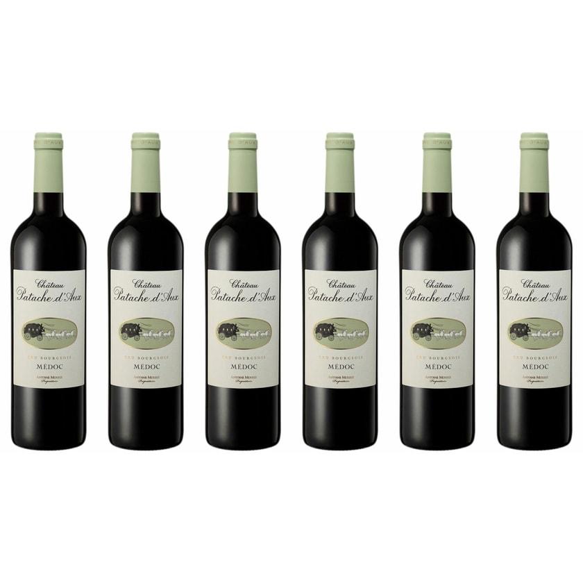Château Patache d´Aux Château Patache d'Aux Bordeaux 2014 Wein 6 x 0.75 l