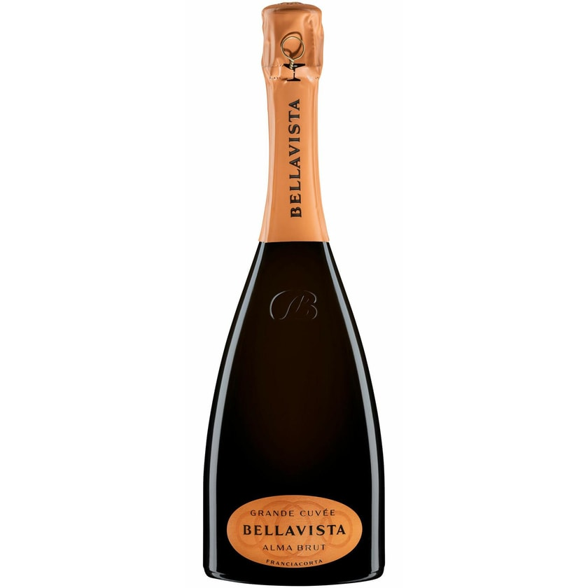 Bellavista Alma Gran Cuvée Brut Lombardei Franciacorta 0,75l