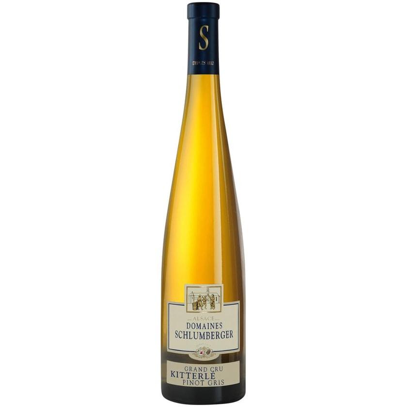 Domaines Schlumberger Pinot Gris Grand Cru Kitterle Elsass 2014 Wein 1 x 0.75 l