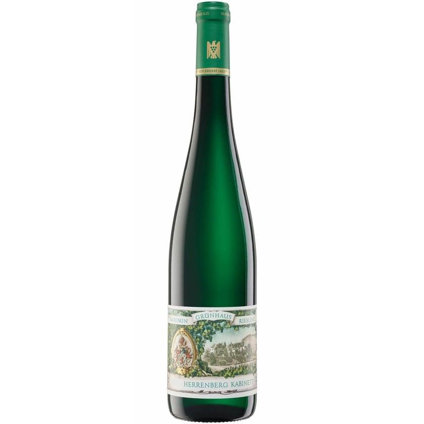 Weingut Maximin Grünhaus Herrenberg Riesling Kabinett Mosel 2018 Stillwein 1 x 0.75 L