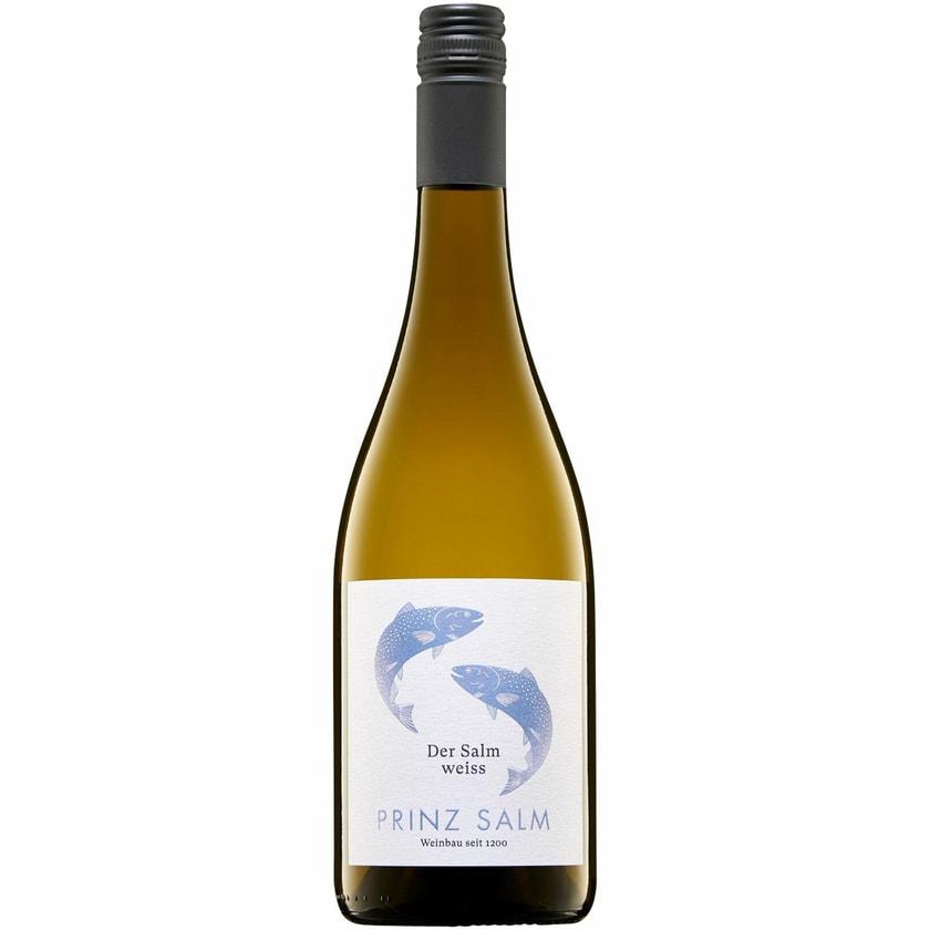 Weingut Prinz Salm Der Salm weiß Rhein 2019 Wein 1 x 0.75 L