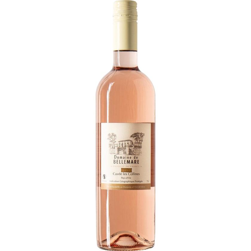 Domaine de Belle Mare Syrah-Cinsault rosé Languedoc - Roussillon 2019 Wein 1 x 0.75 l