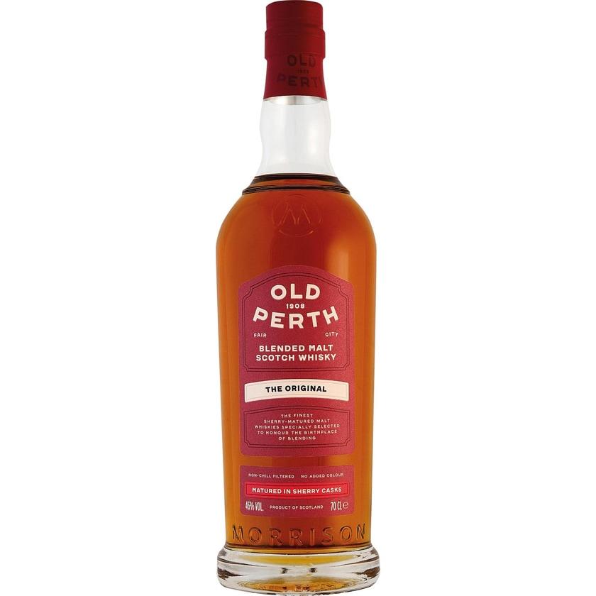 Morrison & MacKay Old Perth Original 46% vol Scotch Whisky Whisky 1 x 0.7 l