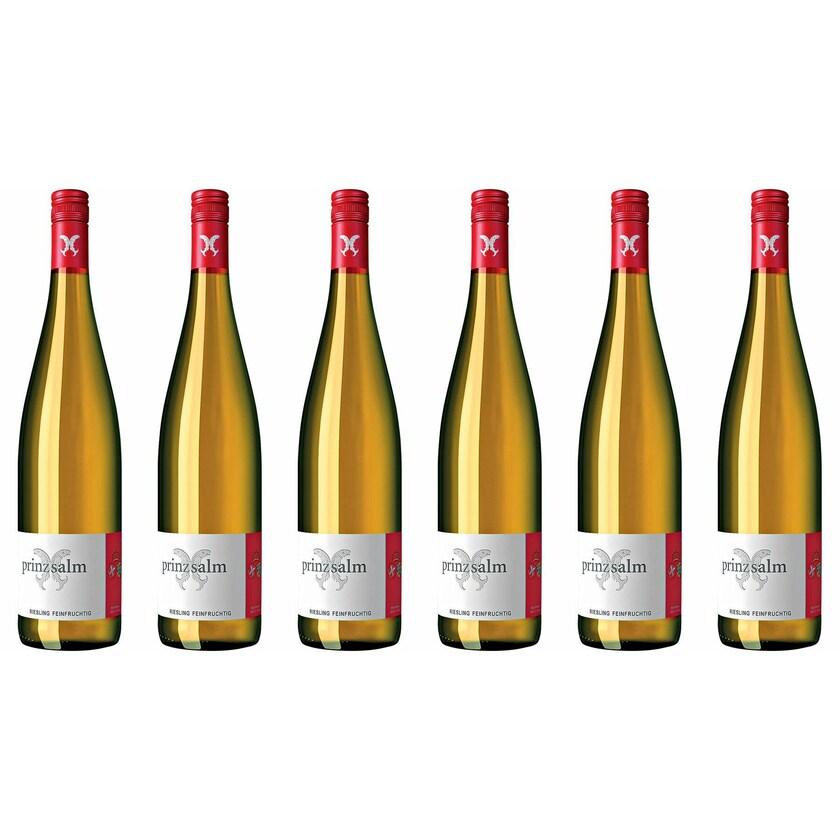 Weingut Prinz Salm Two Princes Riesling Rheinhessen 2019 Wein 6 x 0.75 L
