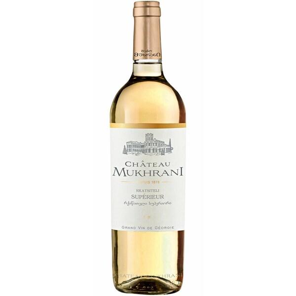 Château Mukhrani Rkatsiteli Supérieur Kartlien 2016 Wein 1 x 0.75 L