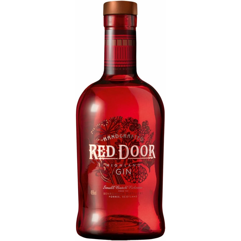 Benromach Red Door Gin 45% vol Gin Gin 0.7 l