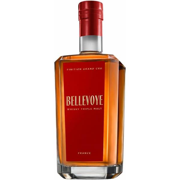 Les Bienheureux Bellevoye Rouge 43% Vol. Whisky aus Frankreich 0,7l