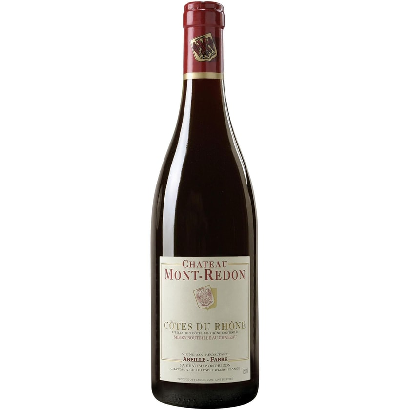 Château Mont-Redon Côtes du Rhône Rouge Rhône 2019 Wein 1 x 0.75 l
