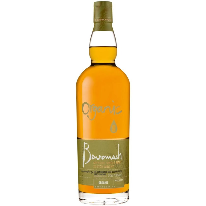 Benromach Contrasts Organic 46%vol. Speyside 2012 Whisky 0,7l