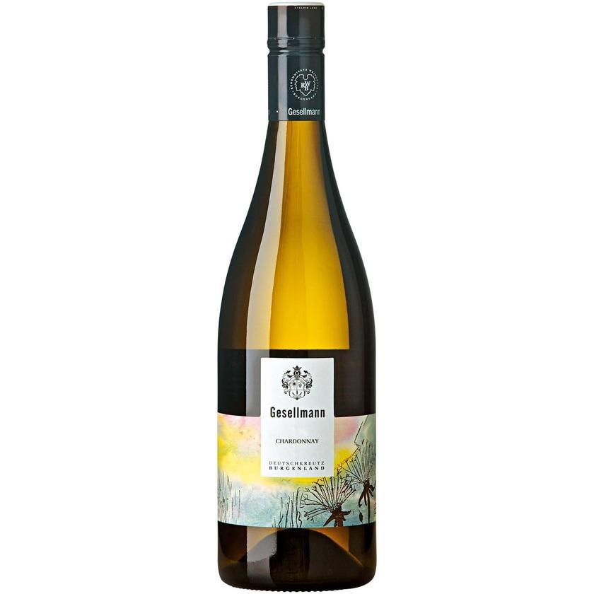Weingut Gesellmann Chardonnay Burgenland 2019 Wein 1 x 0.75 l