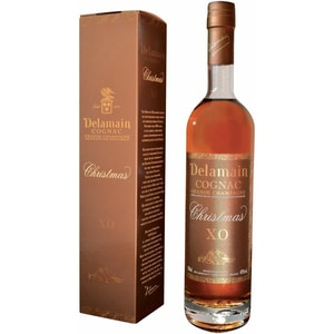 Cognac Delamain Christmas 40%vol. Cognac 0,5l