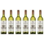 Neethlingshof Estate Sauvignon Blanc Stellenbosch 2020 Wein 6 x 0.75 l