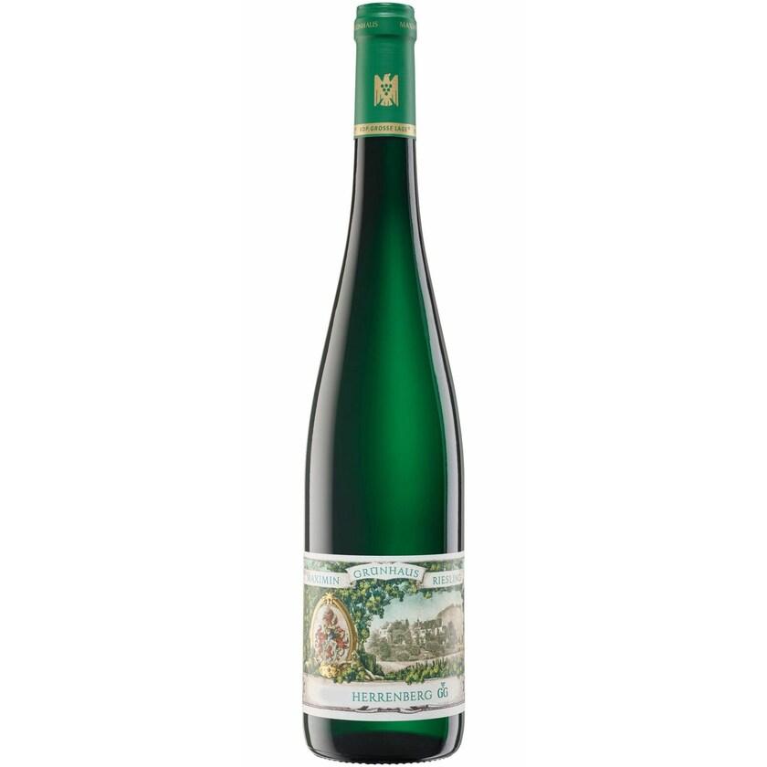 Weingut Maximin Grünhaus Herrenberg Riesling GG Mosel 2019 Wein 1 x 0.75 l