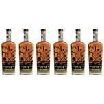 Heaven's Door Heaven's Door Straight Rye Whiskey 43%vol Whisky 6 x 0.7 L