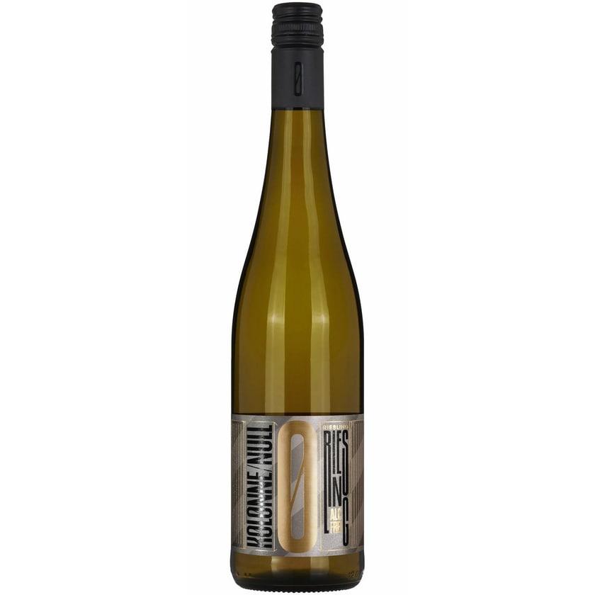 Kolonne Null Kolonne Null Riesling 2019 alkoholfreier Weißwein 1 x 0.75 l