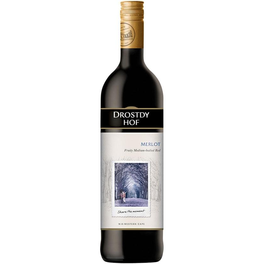 Drostdy-Hof Drostdy-Hof Merlot Western Cape 2019 Wein 1 x 0.75 l