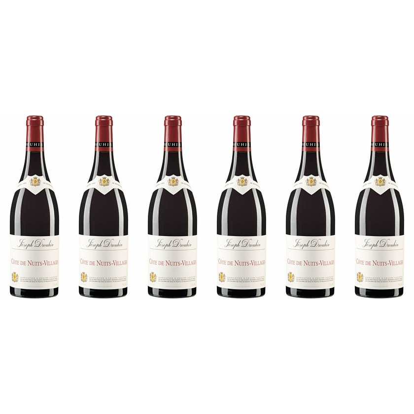 Joseph Drouhin Côte de Nuits Villages Burgund 2016 Wein 6 x 0.75 l