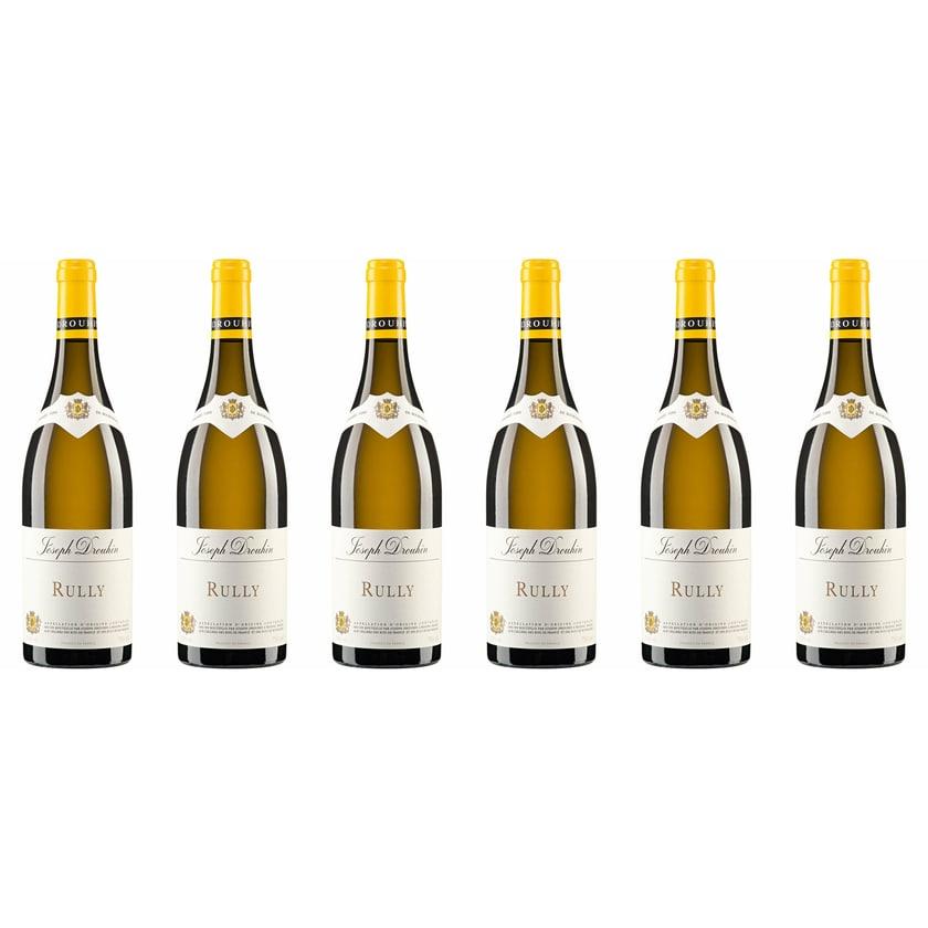Joseph Drouhin Rully Blanc Burgund 2018 Wein 6 x 0.75 l