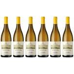 Domaine de la Poussie Sancerre Blanc Le Loup Loire 2018 Wein 6 x 0.75 L