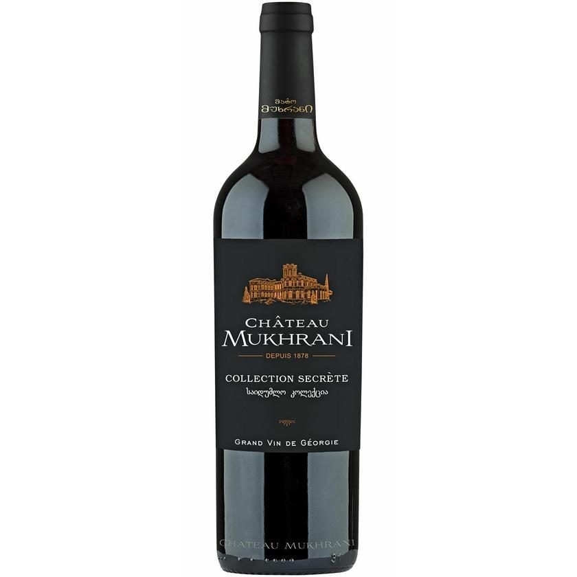 Château Mukhrani Mukhrani Secrète Red Kartlien 2015 Wein 1 x 0.75 l