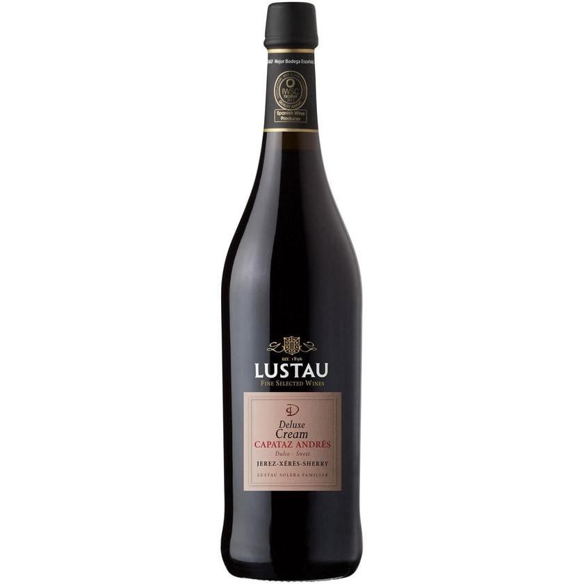 Emilio Lustau Deluxe Cream Sherry 20% vol Jerez Sherry 1 x 0.75 l