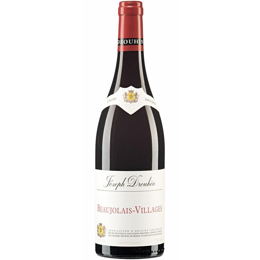 Joseph Drouhin Beaujolais Villages Burgund 2019 Wein 1 x 0.75 l