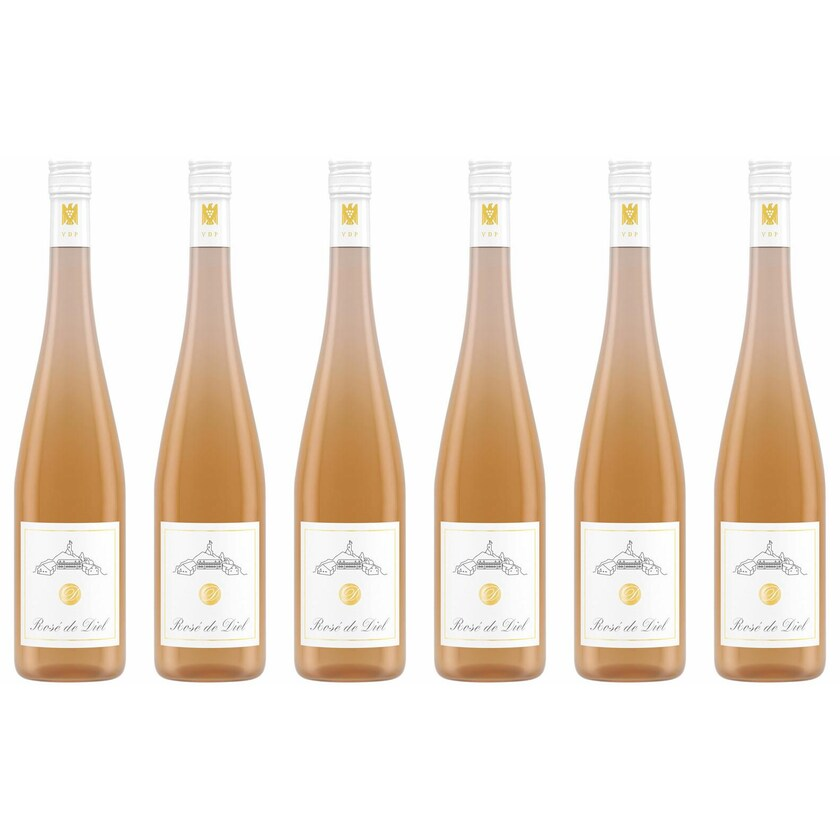 Schlossgut Diel Rosé de Diel Nahe 2019 6 x 0.75 l