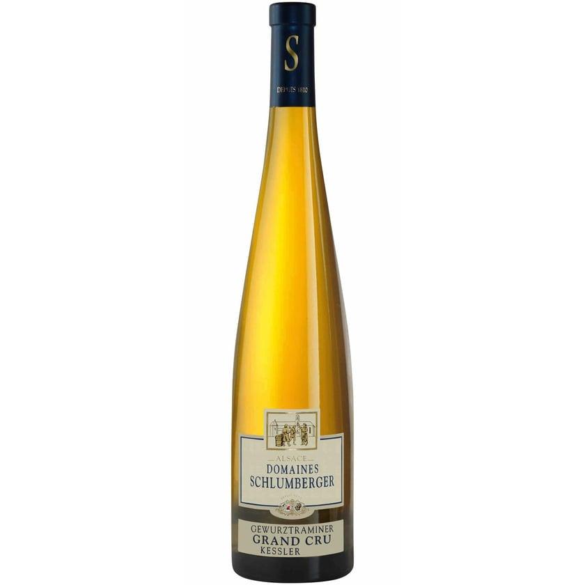 Domaines Schlumberger Gewürztraminer Grand Cru Kessler Elsass 2016 Wein 1 x 0.75 L