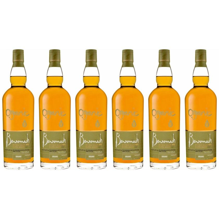 Benromach Contrasts Organic 46%vol. Speyside 2012 Whisky 6 x 0.7 L