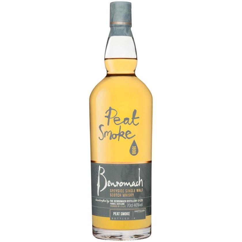Benromach Peat Smoke 46%vol. Speyside 2009 Whisky 1 x 0.7 L