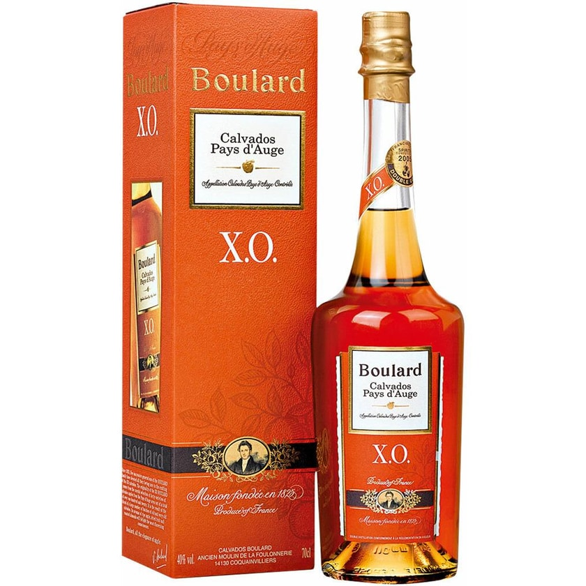 Calvados Boulard Calvados Boulard X.O. 40% vol Calvados Calvados 1 x 0.7 L
