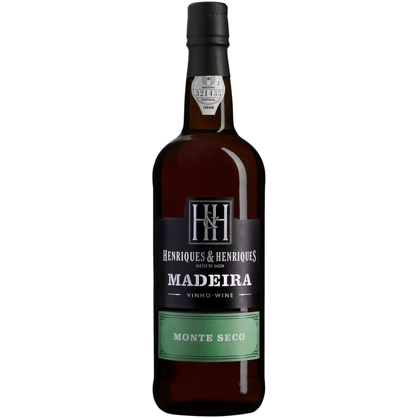 Henriques & Henriques Monte Seco 19% vol Madeira Madeira 1 x 0.75 l