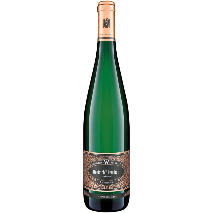 Weingüter Wegeler Oestricher Lenchen Riesling Rheingau 2002 1 x 0.75 l