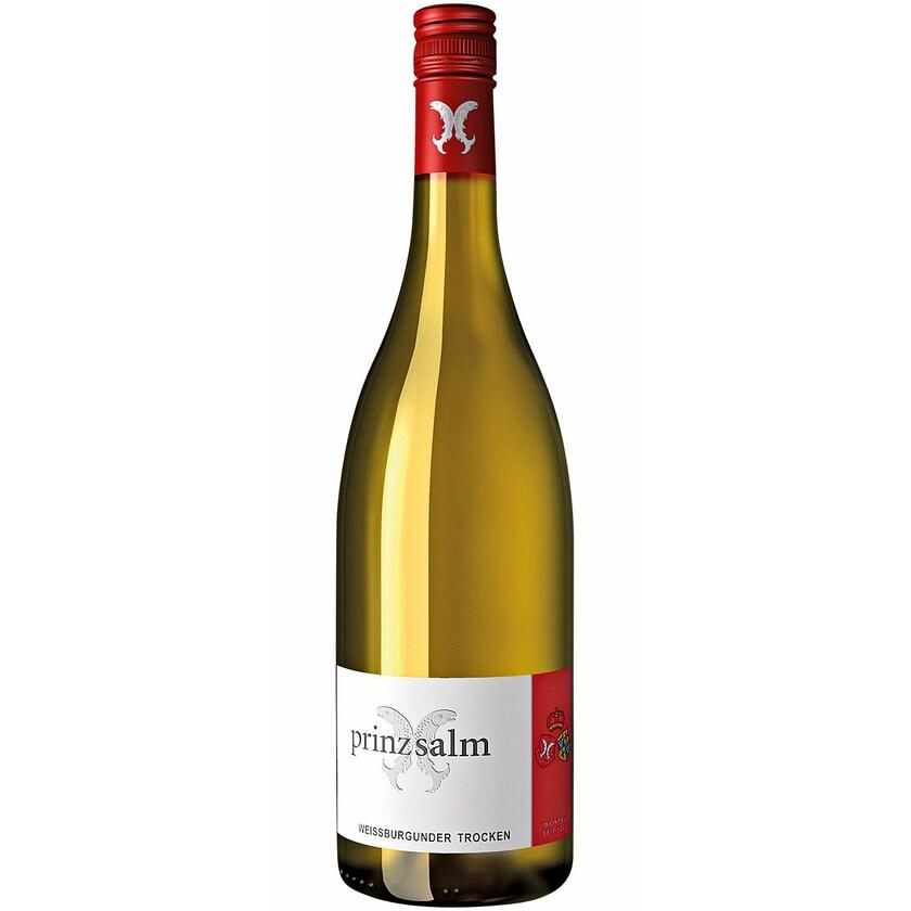 Weingut Prinz Salm Weissburgunder trocken Rheinhessen 2019 Wein 1 x 0.75 L