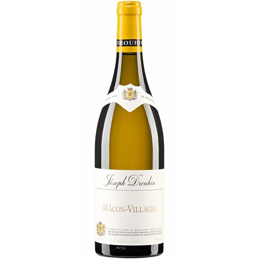 Joseph Drouhin Macon Villages blanc Burgund 2019 Wein 1 x 0.75 L
