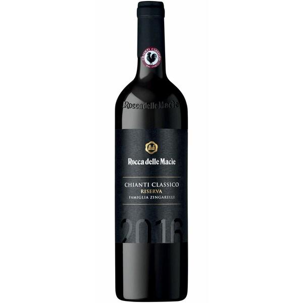 Rocca delle Macìe Famiglia Zingarelli Chianti Classico Riserva Toskana 2016 Stillwein 1 x 0.75 L