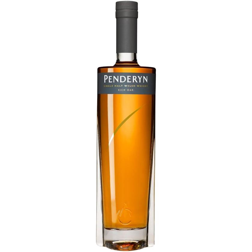 Penderyn Rich Oak 46% vol Welsh Whisky Whisky 1 x 0.7 l