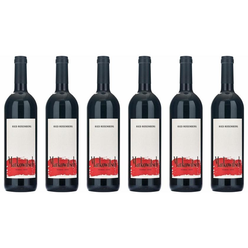 Weingut Gerhard Markowitsch Ried Rosenberg Niederösterreich 2018 Wein 6 x 0.75 l