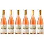 Domaine de la Poussie Sancerre Rosé Le Loup Loire 2019 Wein 6 x 0.75 L