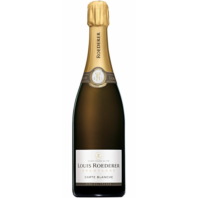 Champagne Louis Roederer Roederer Carte Blanche Champagne Champagner 1 x 0.75 l
