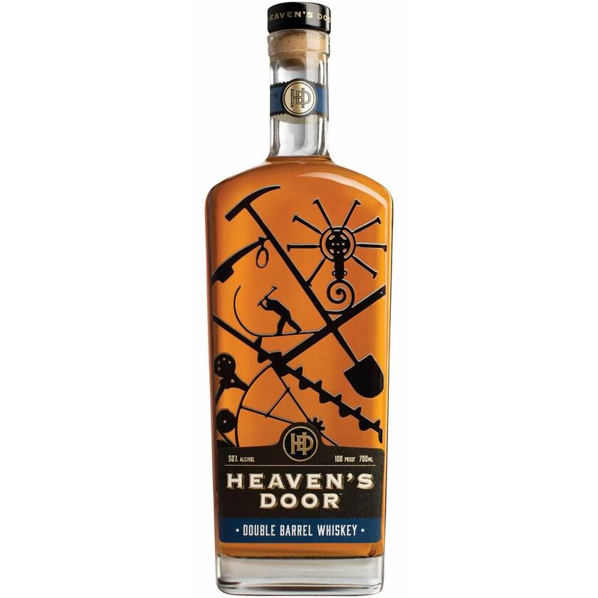 Heaven's Door Double Barrel Whiskey 50%vol Whisky 0.7 l