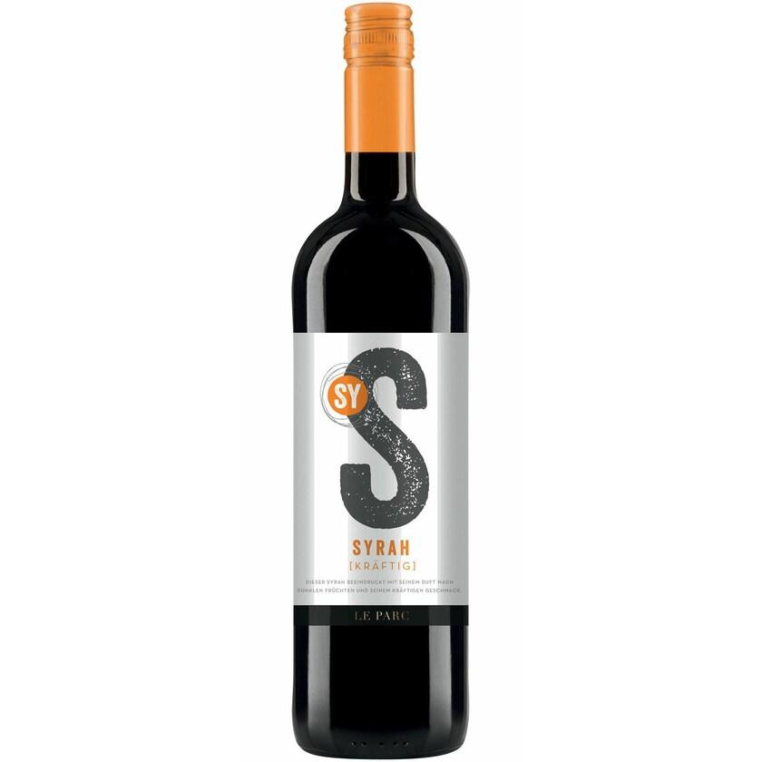 Le Parc Le Parc Syrah Sizilien 2014 Wein 1 x 0.75 l