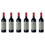 Meerlust Wine Estate Meerlust Red Stellenbosch 2018 Wein 6 x 0.75 l