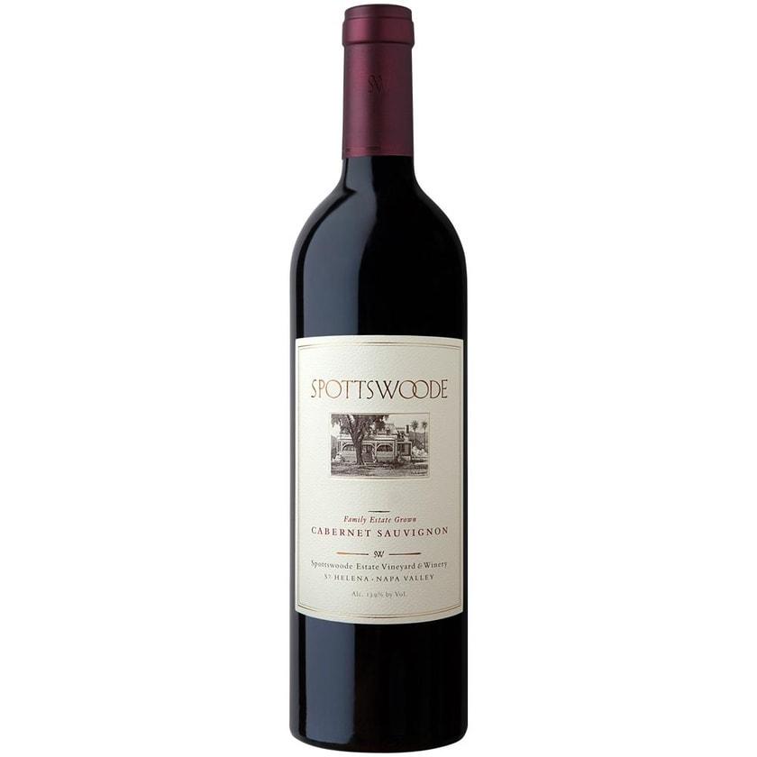Spottswoode Cabernet Sauvignon Kalifornien 2017 Wein 1 x 0.75 l