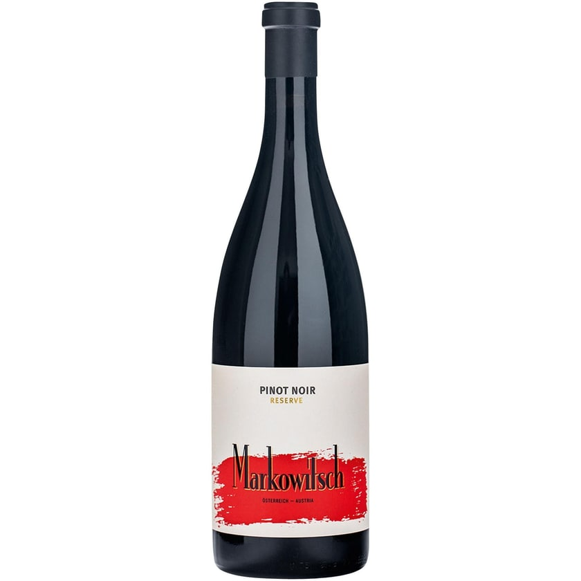 Weingut Gerhard Markowitsch Pinot Noir Reserve Niederösterreich 2018 Wein 1 x 0.75 l